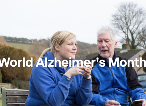 Today Is World Alzheimer's Day