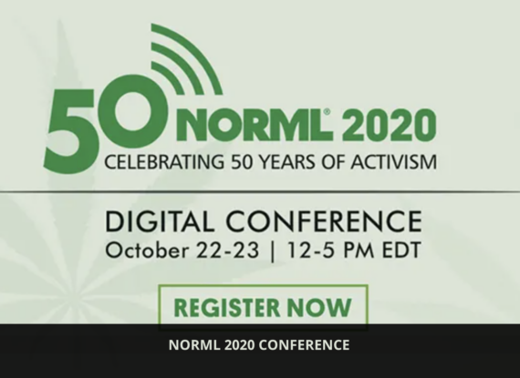 Celebrating 50 Years Of NORML