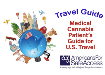 photo of ASA Publishes The Medical Cannabis Patient's Guide For U.S. Travel image
