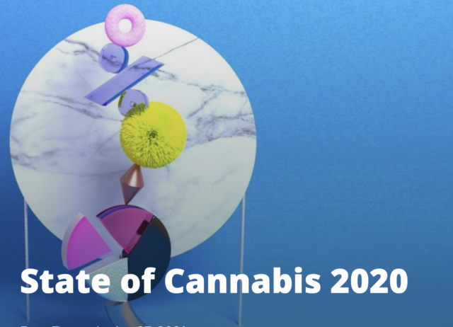 "Eaze Releases 2020 State Of Cannabis Report: ""How Cannabis Consumers Responded To Crisis"""