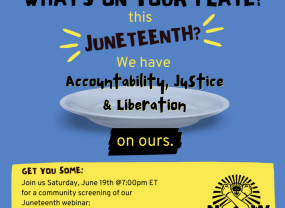 National Expungement Works (N.E.W.) Continues Juneteenth Tradition Of Observance And Healing