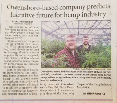 photo of The 'Real Hemp Market' Report: Confessions of A Kentucky Insider image